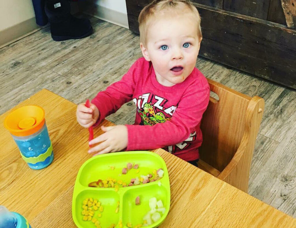 A Healthy Diet Gives Your Child The Best Start - Toddlers 12 - 24 Months Serving Mount Horeb, WI