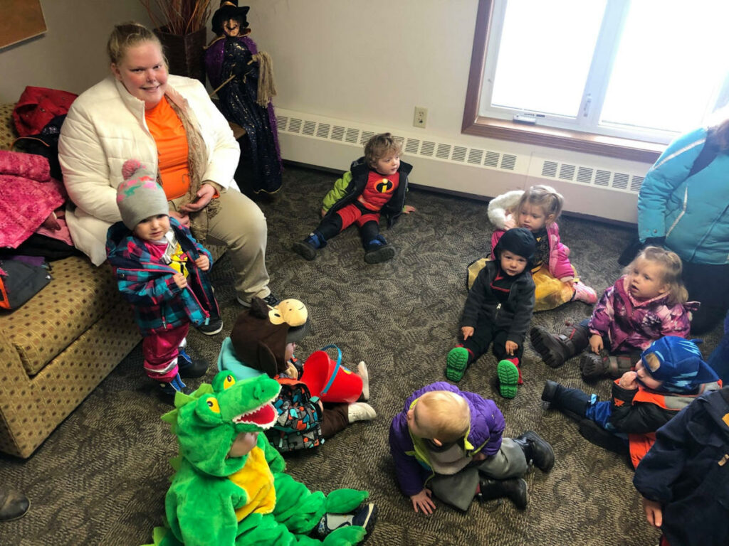 Exceptional Teachers Guide Early Learning - Toddlers 12 - 24 Months Serving Mount Horeb, WI