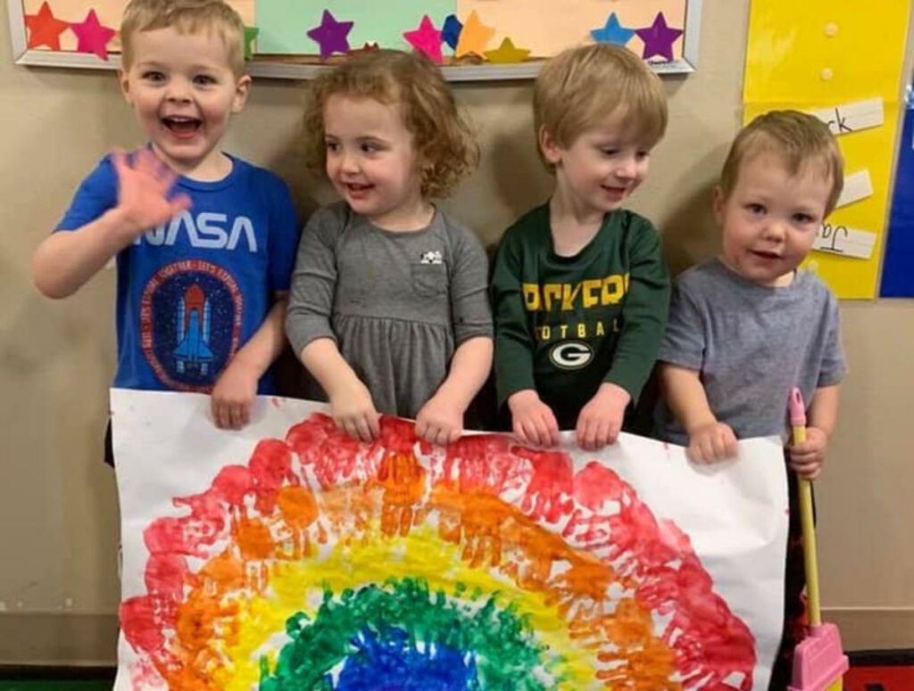 Friendships As Real-Life Social Skill Education - Preschool 2 3 Years Old Serving Mount Horeb, WI
