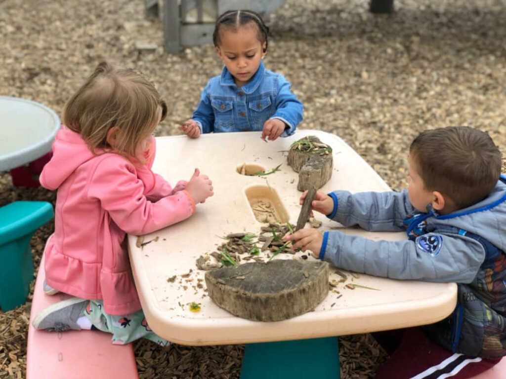 Time Outside Brings A Smile To Your Child - Preschool 2 3 Years Old Serving Mount Horeb, WI